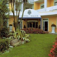 Отель Salus Terme Италия, Абано-Терме - отзывы, цены и фото номеров - забронировать отель Salus Terme онлайн фото 2