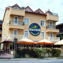 Maxwell Holiday Club Hotel Мармарис вид на фасад