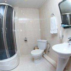 Отель Tsaghkadzor General Sport Complex Hotel Армения, Цахкадзор - отзывы, цены и фото номеров - забронировать отель Tsaghkadzor General Sport Complex Hotel онлайн ванная