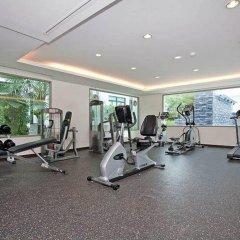 Апартаменты Kamala Chic Apartment фитнесс-зал