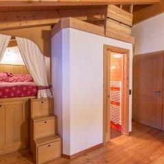 Отель Rifugio Baita Cuz Долина Валь-ди-Фасса удобства в номере