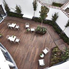 Отель Hygge Hotel Бельгия, Брюссель - 1 отзыв об отеле, цены и фото номеров - забронировать отель Hygge Hotel онлайн балкон