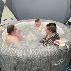 Ardoch House Hotel бассейн