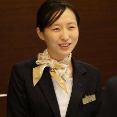 Отель Keihan Asakusa Япония, Токио - отзывы, цены и фото номеров - забронировать отель Keihan Asakusa онлайн приотельная территория фото 2