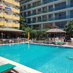 Panormos Hotel Турция, Дидим - отзывы, цены и фото номеров - забронировать отель Panormos Hotel онлайн бассейн фото 3