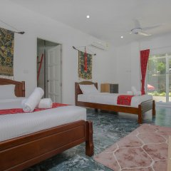 Отель Big Buddha Hill Villa комната для гостей фото 3