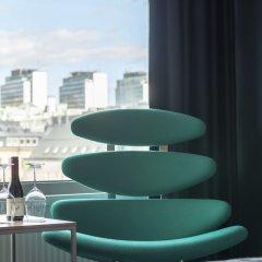Отель Clarion Sign Стокгольм балкон
