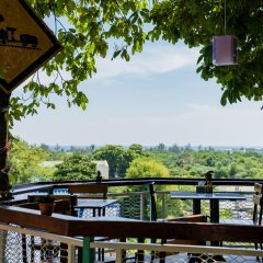 Отель Manohra Cozy Resort балкон
