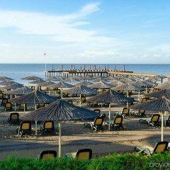 Gloria Serenity Resort Турция, Белек - 3 отзыва об отеле, цены и фото номеров - забронировать отель Gloria Serenity Resort - All Inclusive онлайн пляж фото 2