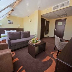 Гостиница Балтия комната для гостей фото 9