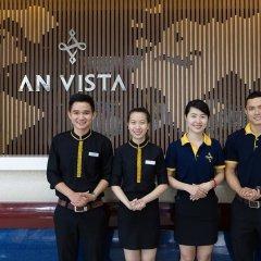 Отель An Vista Нячанг интерьер отеля фото 2