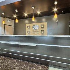 Отель Comfort Suites Columbus США, Колумбус - отзывы, цены и фото номеров - забронировать отель Comfort Suites Columbus онлайн фитнесс-зал фото 2