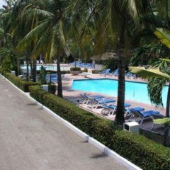 Bali-Hai Hotel пляж