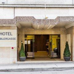 Hotel Geblergasse парковка