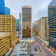 Отель Regency Suites Hotel Канада, Калгари - отзывы, цены и фото номеров - забронировать отель Regency Suites Hotel онлайн фото 3