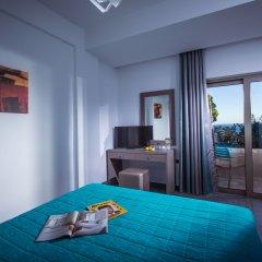 Отель Happy Cretan Suites удобства в номере