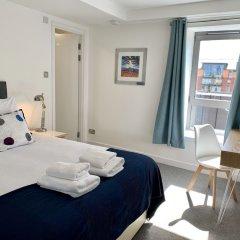 Отель Glasgow Central Apartments Великобритания, Глазго - отзывы, цены и фото номеров - забронировать отель Glasgow Central Apartments онлайн комната для гостей фото 4