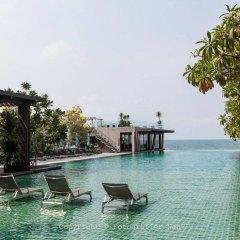 Отель Reflection Jomtien Beach Condo By Dome Паттайя бассейн фото 2