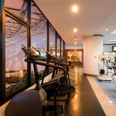 Montien Riverside Hotel фитнесс-зал фото 2