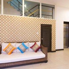 Golden House Hotel Patong Beach комната для гостей фото 5