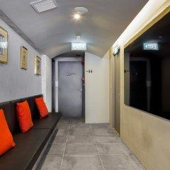 Circular House Capsule Hotel Сингапур интерьер отеля фото 3