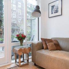 Отель Oud-West Area Apartments Нидерланды, Амстердам - отзывы, цены и фото номеров - забронировать отель Oud-West Area Apartments онлайн комната для гостей фото 4
