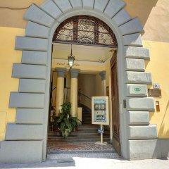 Hotel Delle Tele вид на фасад