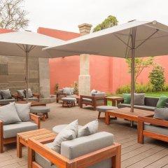 Отель NH Hotel Porto Jardim Португалия, Порту - отзывы, цены и фото номеров - забронировать отель NH Hotel Porto Jardim онлайн бассейн фото 2