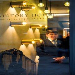 Victory House Hotel интерьер отеля
