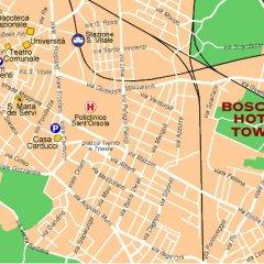 Отель Best Western Plus Tower Hotel Bologna Италия, Болонья - отзывы, цены и фото номеров - забронировать отель Best Western Plus Tower Hotel Bologna онлайн городской автобус