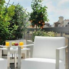 Hotel Jardin De L'odeon Париж балкон