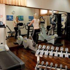 Отель Holiday Inn Rome Aurelia фитнесс-зал