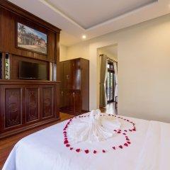 Отель Green Hill Villa Хойан комната для гостей фото 5
