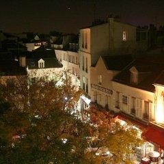 Отель Mansarde des Artistes Франция, Париж - отзывы, цены и фото номеров - забронировать отель Mansarde des Artistes онлайн балкон