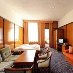 City Hotel am Kurfürstendamm 3* Номер Комфорт с различными типами кроватей