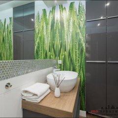 Отель P&O Apartments Galeria Bracka Польша, Варшава - отзывы, цены и фото номеров - забронировать отель P&O Apartments Galeria Bracka онлайн ванная
