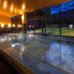 Отель Hoshino Resorts KAI Kinugawa Никко бассейн