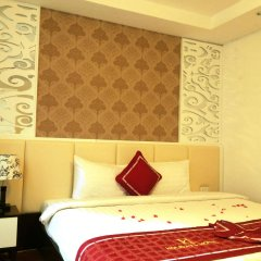 Hanoi Holiday Diamond Hotel комната для гостей фото 3
