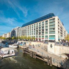 Отель Radisson Blu Hotel, Berlin Германия, Берлин - - забронировать отель Radisson Blu Hotel, Berlin, цены и фото номеров пляж фото 2