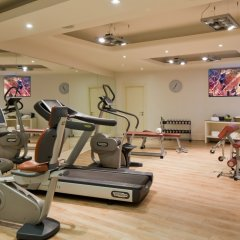 Отель Starhotels Michelangelo фитнесс-зал