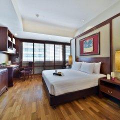 Отель Centre Point Sukhumvit Thong-Lo комната для гостей