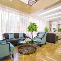 Отель Шера Парк Инн Алматы интерьер отеля фото 2
