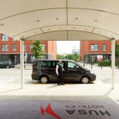 Отель Husa President Park городской автобус