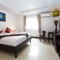 Отель Silver Resortel комната для гостей фото 6