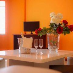 Отель Assinos Palace Джардини Наксос удобства в номере