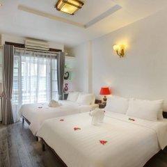 Hanoi 3B Hotel комната для гостей фото 4