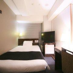 Отель APA Villa Hotel Akasaka-Mitsuke Япония, Токио - отзывы, цены и фото номеров - забронировать отель APA Villa Hotel Akasaka-Mitsuke онлайн комната для гостей фото 3