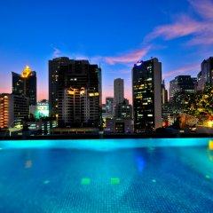 Отель Admiral Premier Sukhumvit 23 By Compass Hospitality Бангкок бассейн фото 2