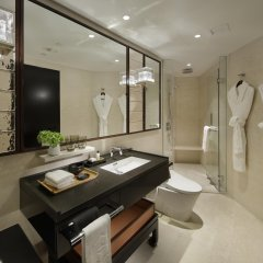 Shangri La Hotel Singapore Сингапур ванная