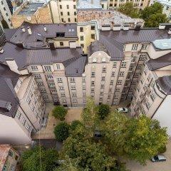Отель Riga Lux Apartments - Skolas Латвия, Рига - 1 отзыв об отеле, цены и фото номеров - забронировать отель Riga Lux Apartments - Skolas онлайн фото 4